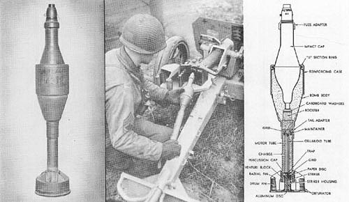 8.8 cm Raketenwerfer 43 Pz6