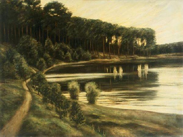 Paesaggi Walter-Leistikow-grunewaldsee