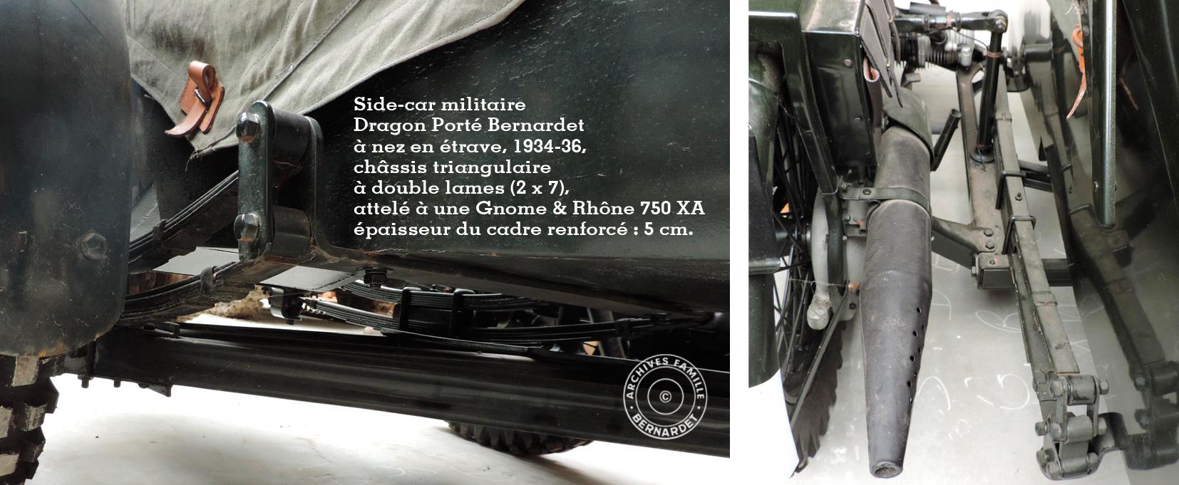 """Sidecar Bernardet modéle 1936 Dragon porté -1/35- scratch """"FIN"""" - Page 5 BERNARDET_Side-DP_750XA_Suspension_7896a"""