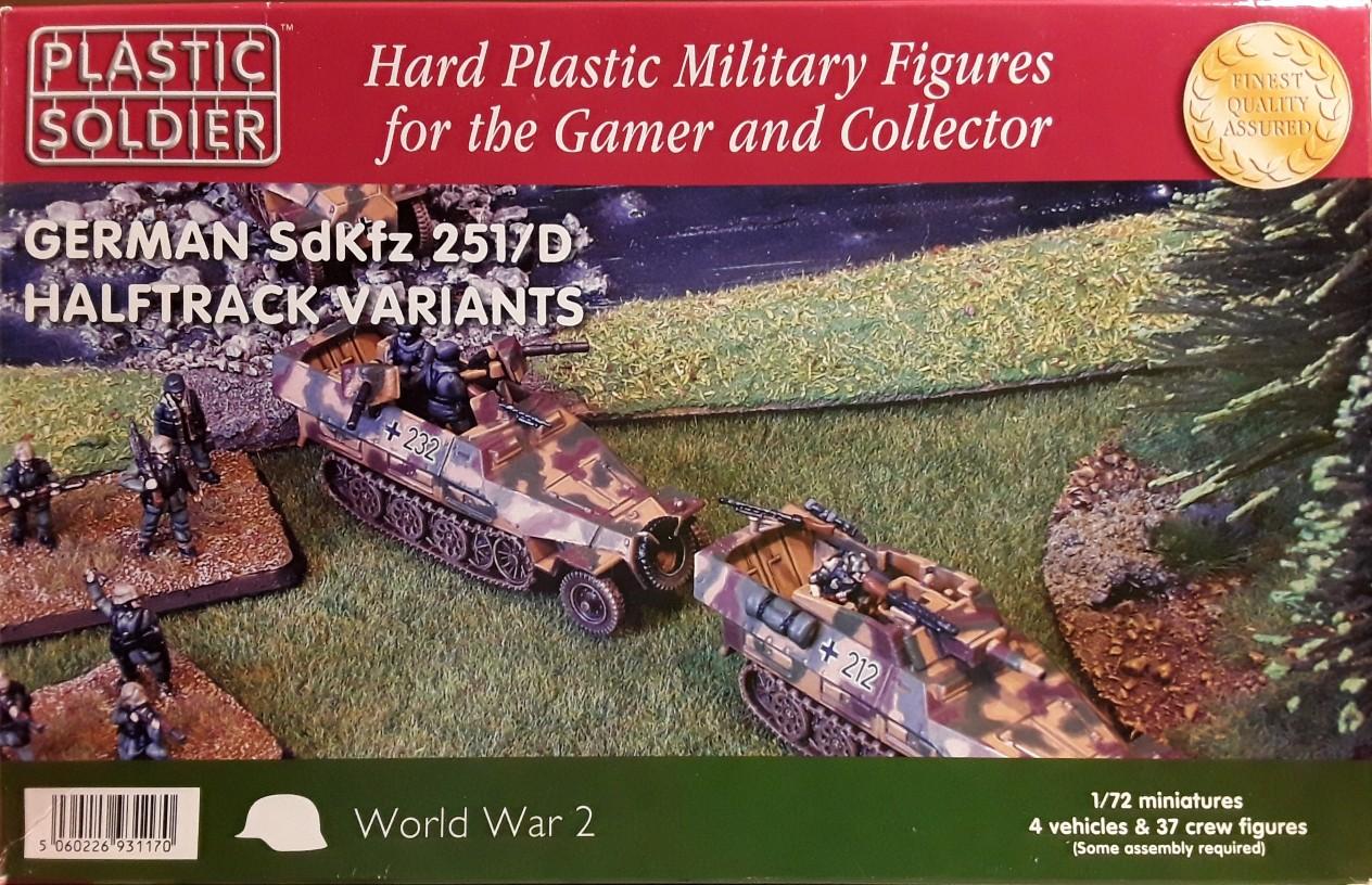 Sd.Kfz. 251 Varianten von PSC 251-01
