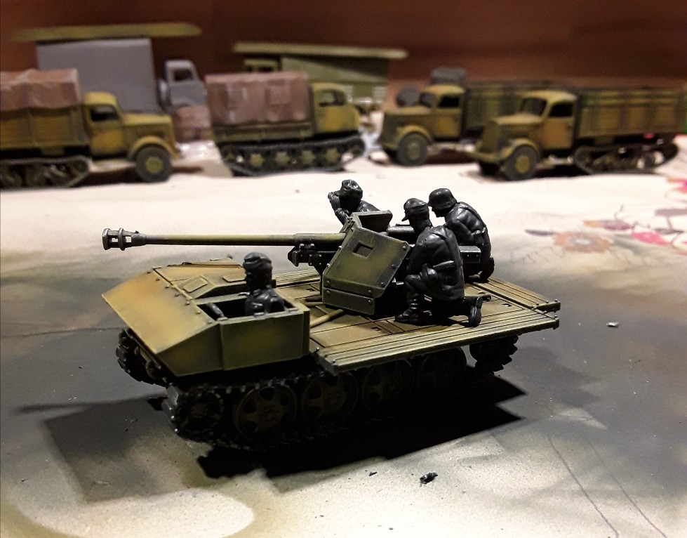 Aufbau einer deutschen Armee Pakrso1