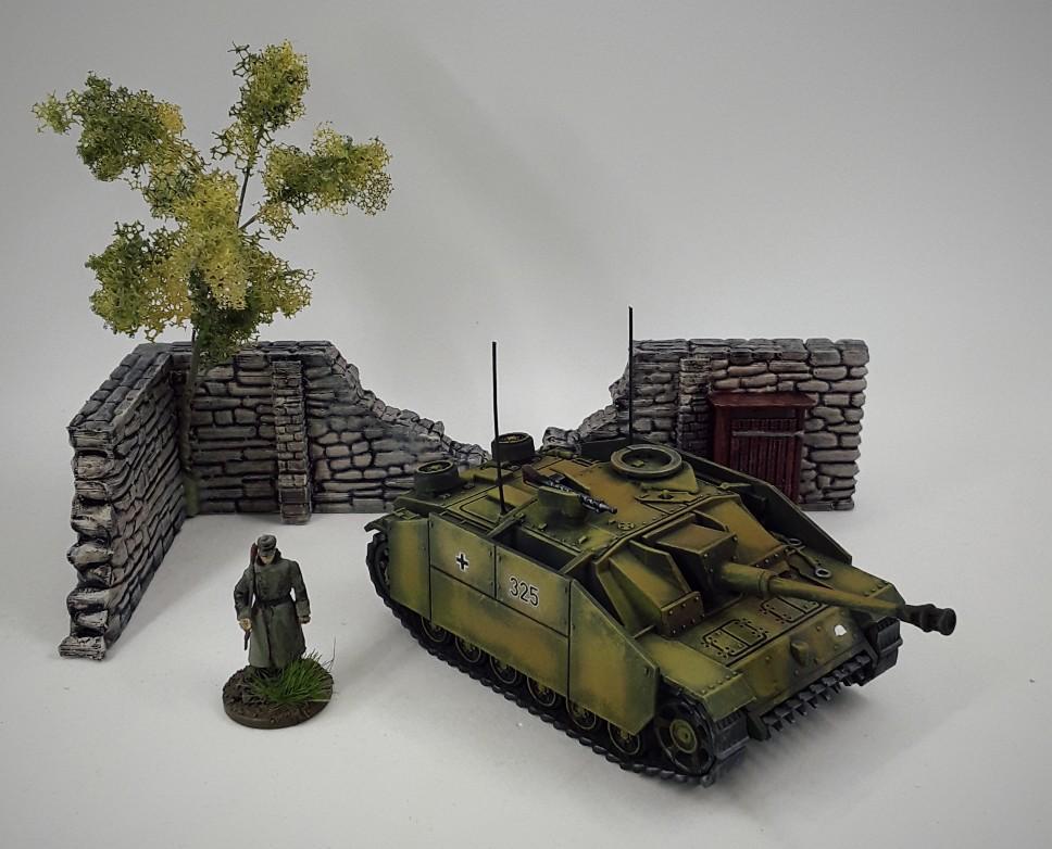 Aufbau einer deutschen Armee Stug2