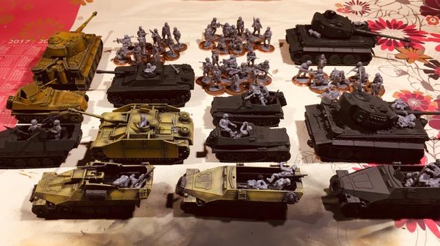 Aufbau einer deutschen Armee Ueberblick1