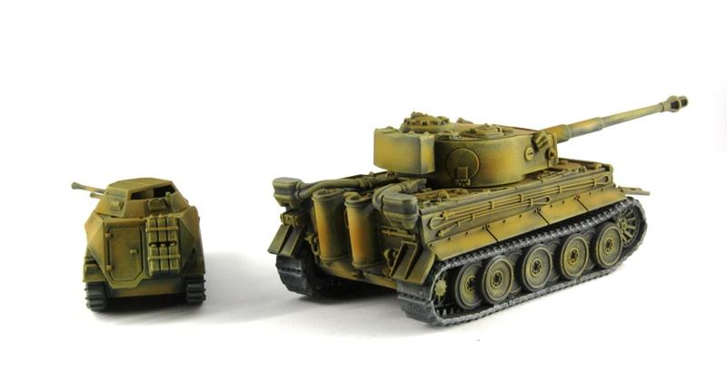 Aufbau einer deutschen Armee Vergleich2