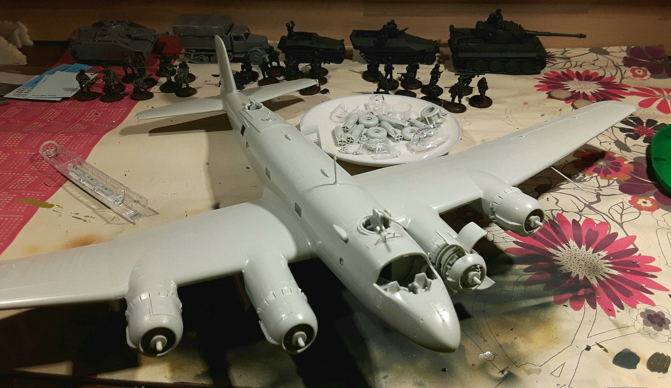 Rüstungsspirale #76 Juni 2020 Jagdbomber/Bomber Fw200x01