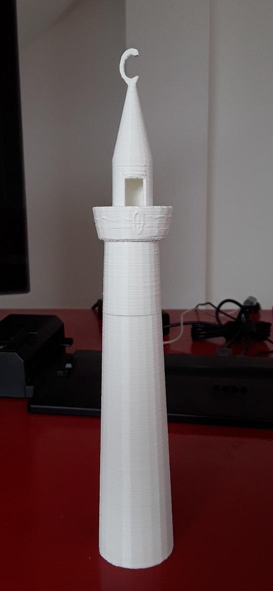 3D-Drucker Galerie by Qhorin Moschee1