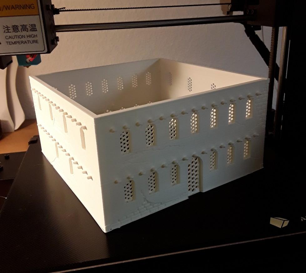 3D-Drucker Galerie by Qhorin Moschee2