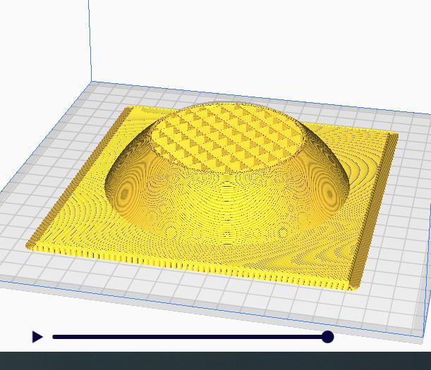 3D-Drucker Galerie by Qhorin Moschee3