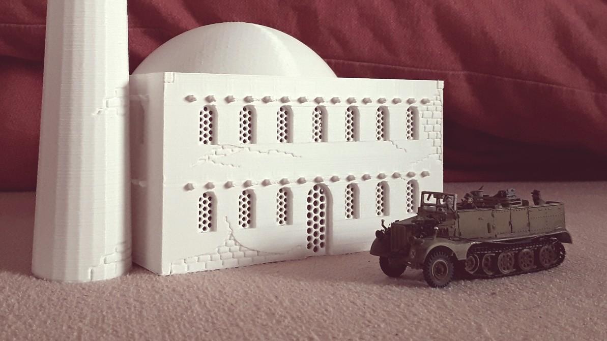 3D-Drucker Galerie by Qhorin - Seite 2 Moschee4