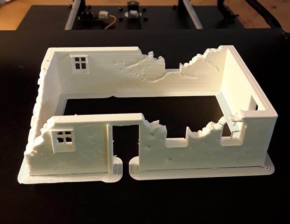 3D-Drucker Galerie by Qhorin Ruin1