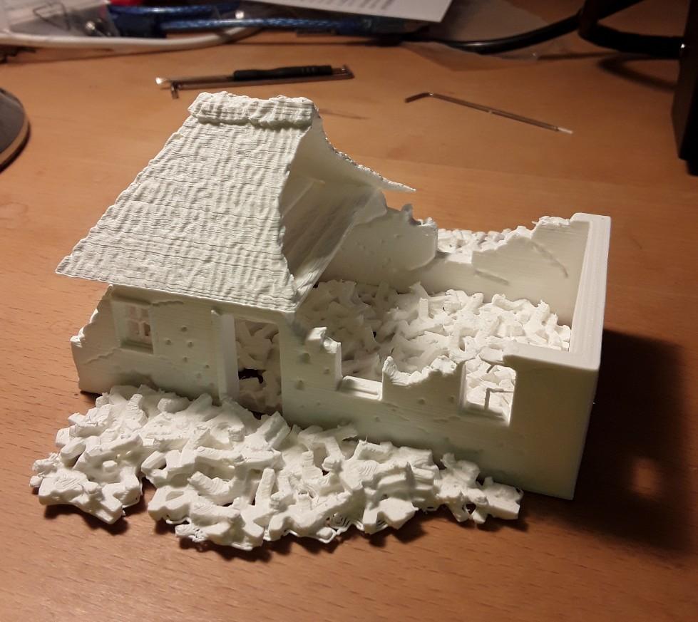 3D-Drucker Galerie by Qhorin Ruin2