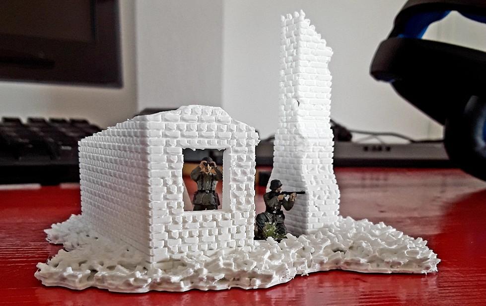 3D-Drucker Galerie by Qhorin Ruin4