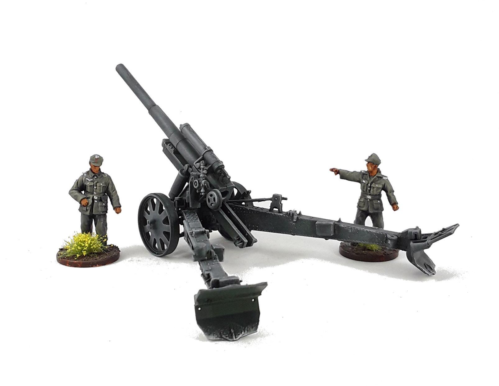 Beiträge Rüstungsspirale #80 März 2021: Artillerie Sfh18-08