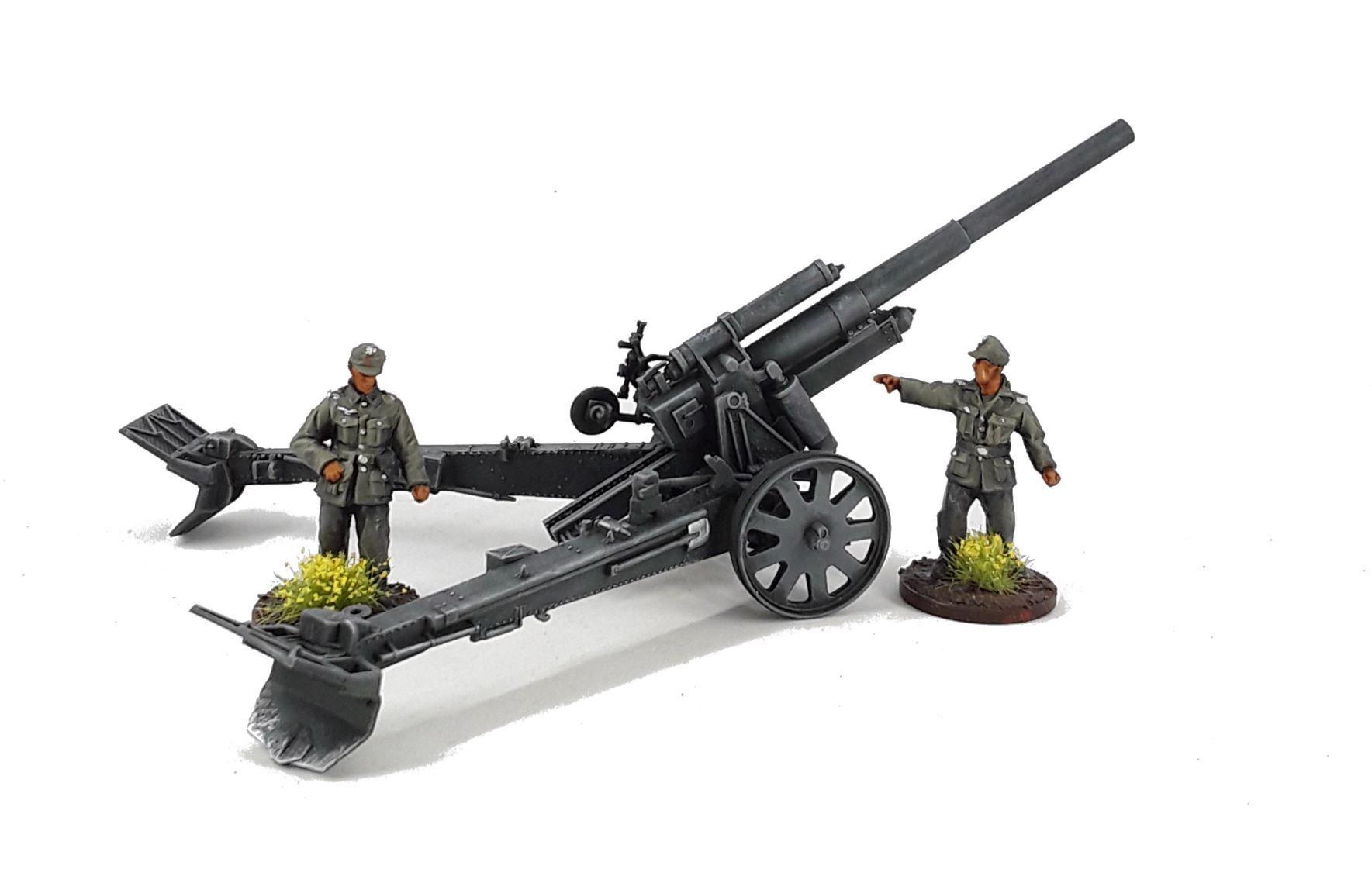 Beiträge Rüstungsspirale #80 März 2021: Artillerie Sfh18-09