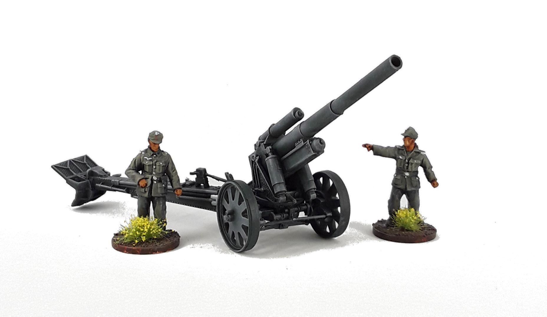 Beiträge Rüstungsspirale #80 März 2021: Artillerie Sfh18-10