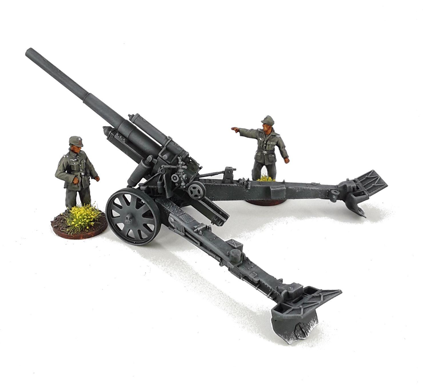 Beiträge Rüstungsspirale #80 März 2021: Artillerie Sfh18-11