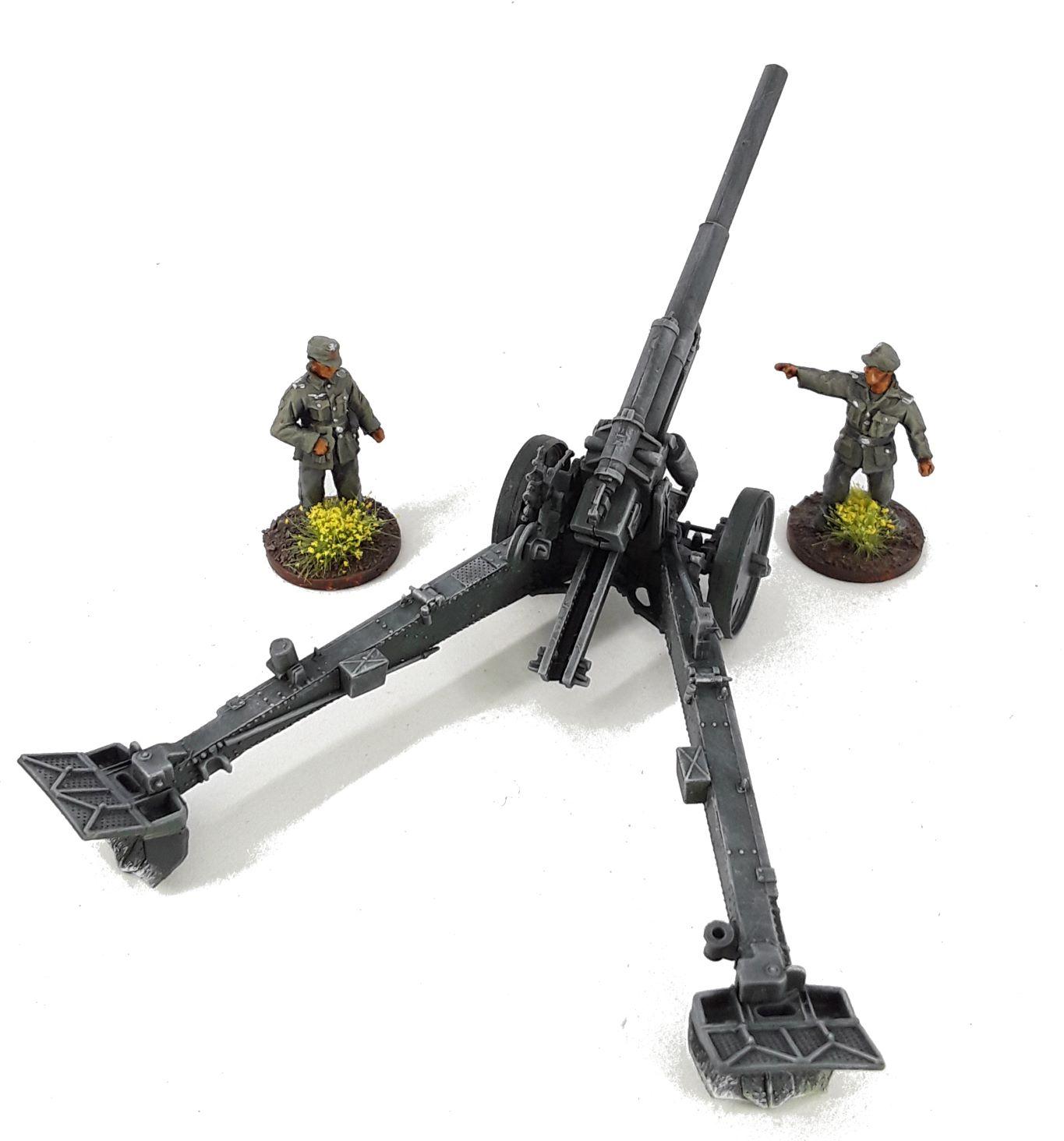 Beiträge Rüstungsspirale #80 März 2021: Artillerie Sfh18-12