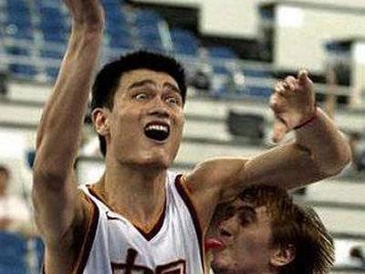 Les joueurs dans tous leur état Yao-funny