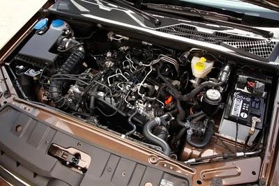amarok 2011-Volkswagen-Amarok-Engine