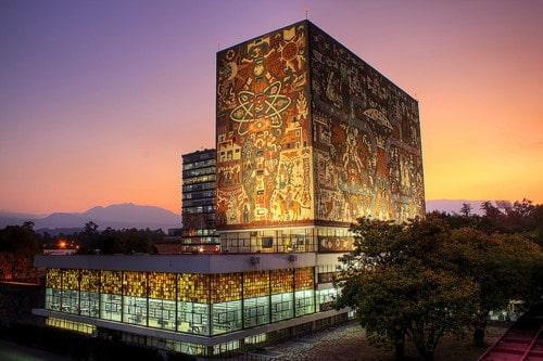 Najlepše biblioteke na svetu - Page 2 Unam-central-university-city-library
