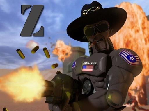 Z / Zed (1996) Z-ss1