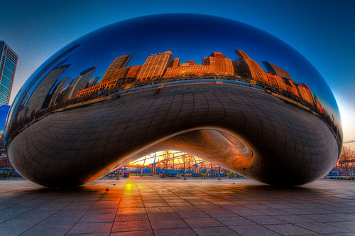 Welcome to Chicago Illinois! Chicago_Cloud-Gate_2095