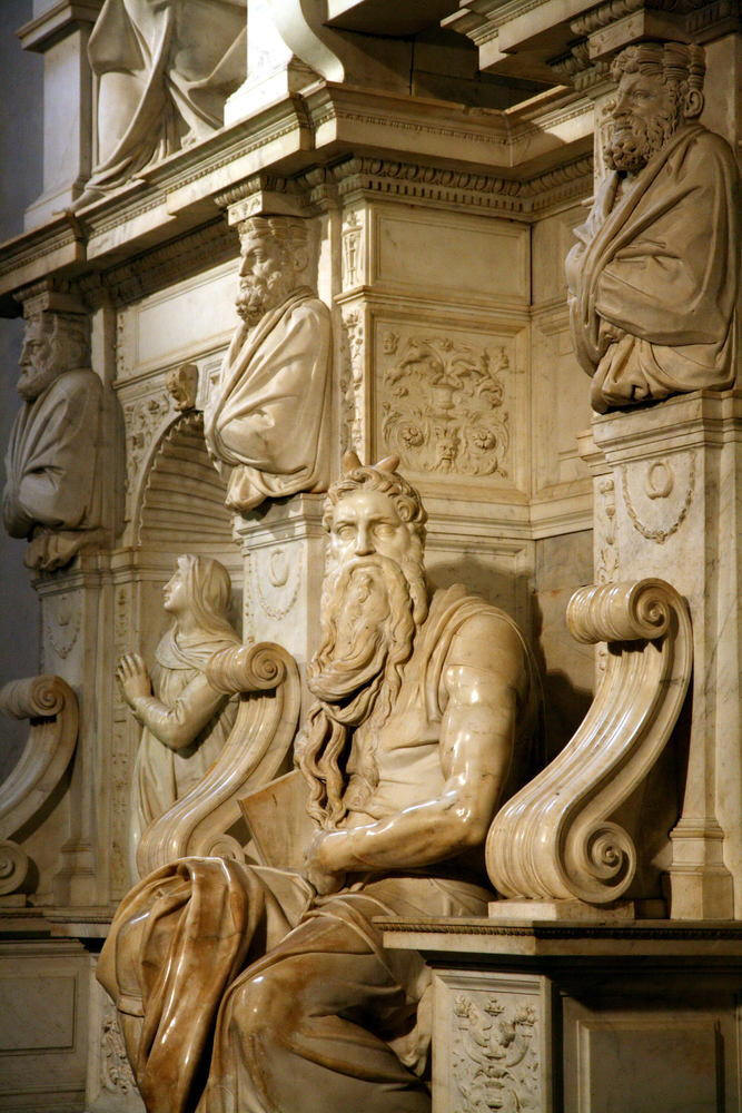 The United States of the Solar System, A.D. 2133 (Book Five) - Page 6 San-Pietro-in-Vincoli_Moses-statue_6524