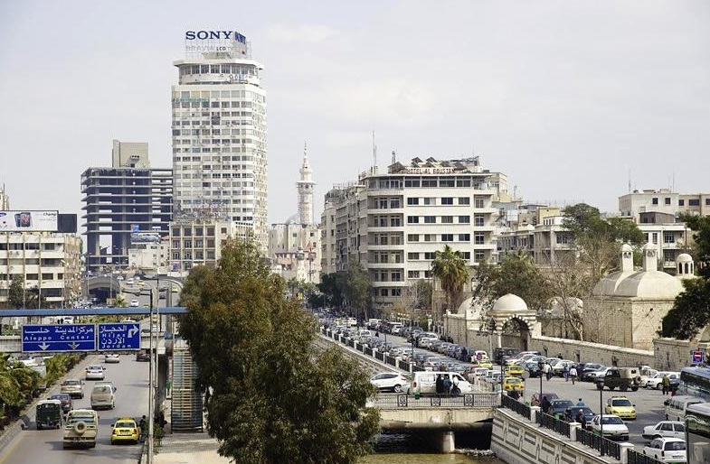 Cities of the world - Alphabetic  - Page 3 Damascus-in-Syria_Modern-Damascus_9831