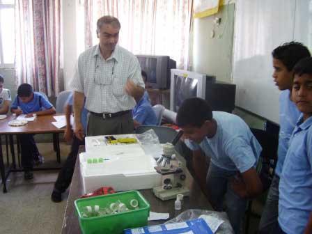 يوم العلوم في مدرسة اكسال الابتدائية أ Iksal2