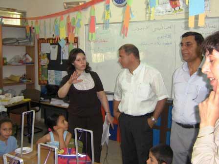 يوم العلوم في مدرسة اكسال الابتدائية أ Iksal4