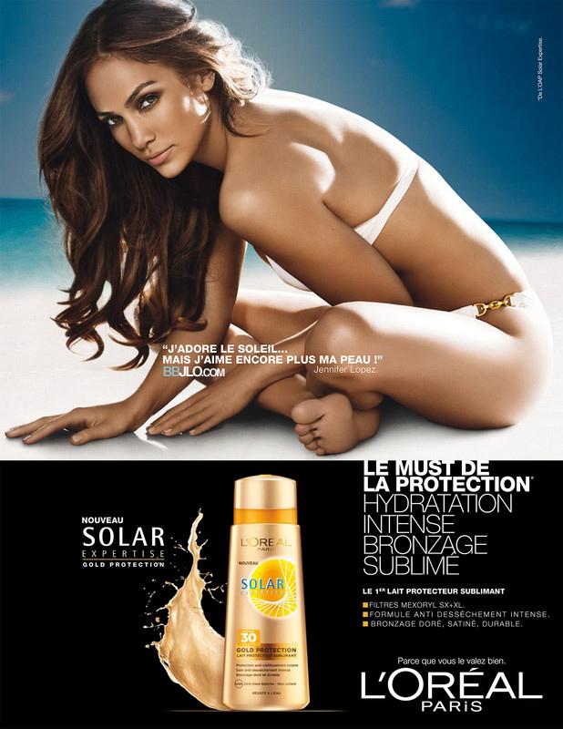 Imagen de 'L'Oréal' - Página 3 JLo-Loreal
