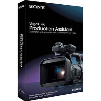 حصري : sony vegas أقوى وأهم إضافة للسوني فيغاس Production Assistant 616871