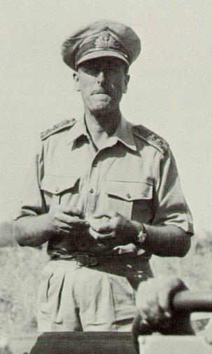 Lord Louis Mountbatten Mountbatten