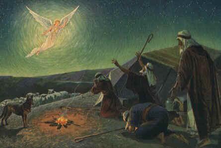 Quelle était cette étrange étoile qui a guidé les Rois mages? - Page 2 Bergers
