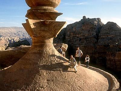 ♥ صور من بلدي 2 ♥  Petra_Monastery_top_88-22tb