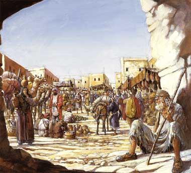 ЖИЗНЬ В БИБЛЕЙСКИЕ ВРЕМЕНА Domash1