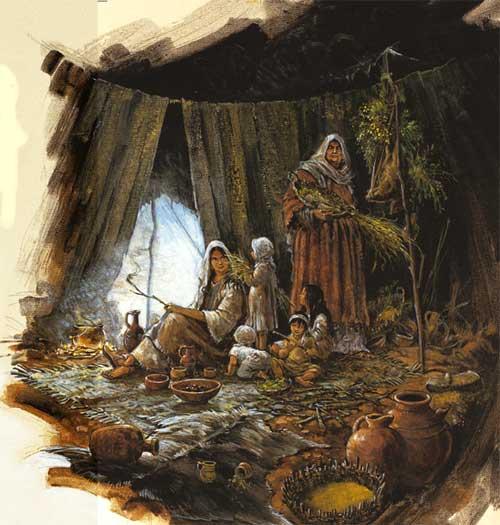 ЖИЗНЬ В БИБЛЕЙСКИЕ ВРЕМЕНА Shatri2