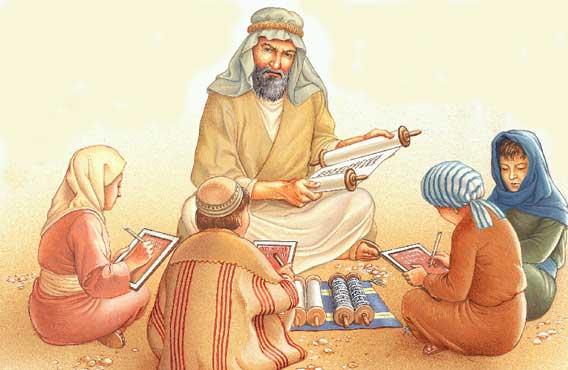История Библии Teacher
