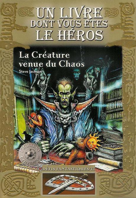 Les différentes versions des DF 13_creature_venue_chaos