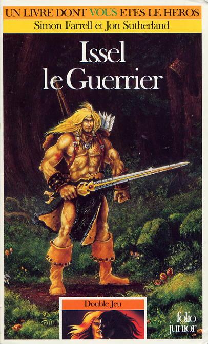Issel le Guerrier & Darian le Magicien 01_issel_guerrier