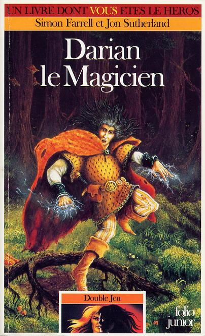 Issel le Guerrier & Darian le Magicien 02_darian_magicien