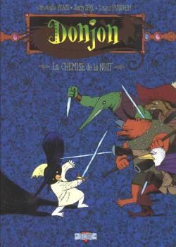 Sfar, Trondheim et leur Donjon Couvdpm-99