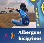 albergues bicigrinos