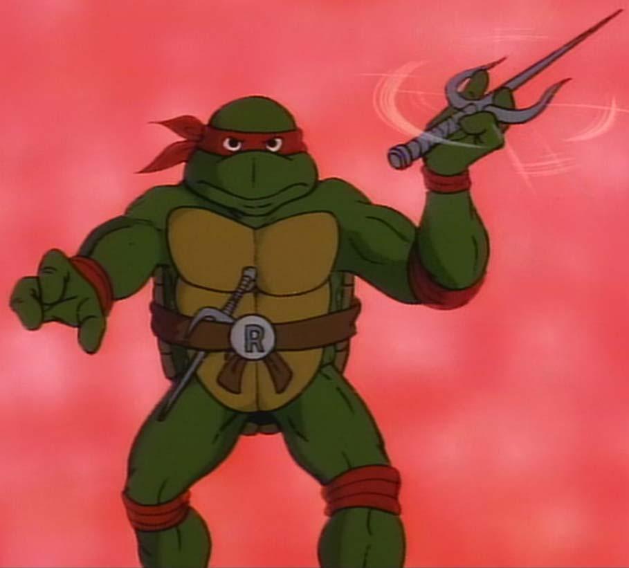 Sai Weapon Conan and Elektra Raphael
