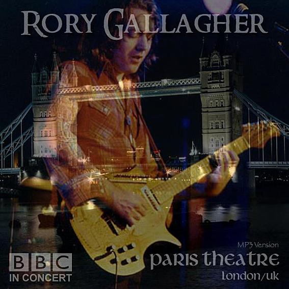 Les enregistrements de Rory à la BBC RGlondonFr
