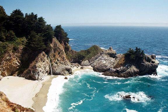 California - Página 3 McWayFalls1