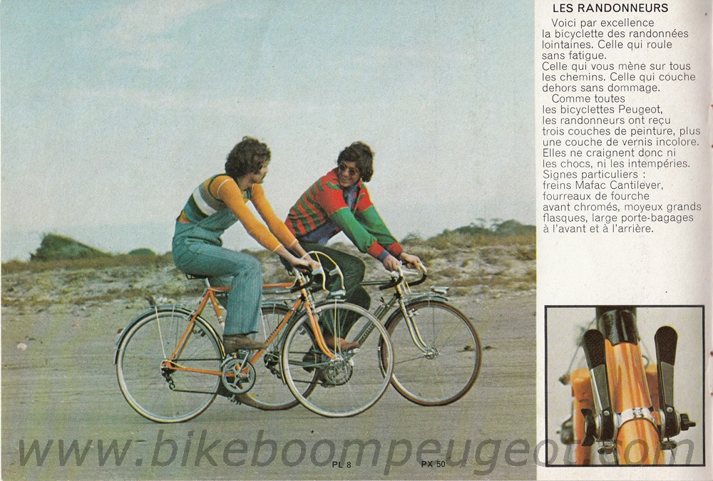 Peugeot PL-8 72/73 Peugeot%201971-1972%20France%20Brochure%20Les%20Randonneurs
