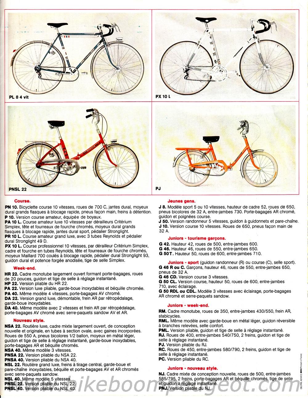 Peugeot PR 10 orange 1970 à 1974 ? Peugeot%201972-1973%20France%20Brochure%20Inside%202