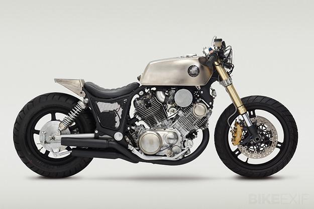 modif cadre virago 535 Yamaha-xv1100-custom