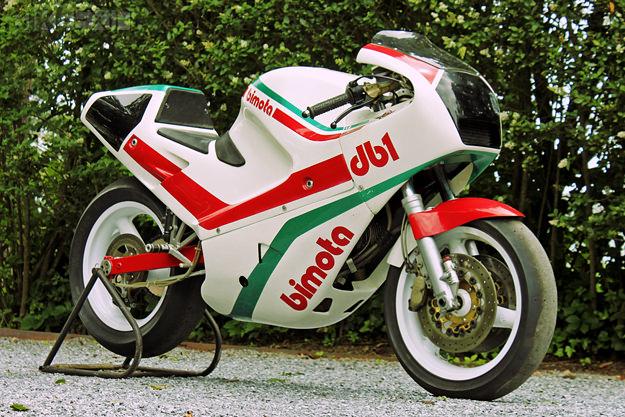 Bimota DB1 racebike Bimota-db1r
